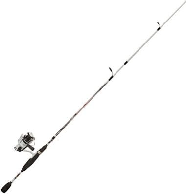 Abu Garcia Ike Dude Crappie Rod And Reel Combo