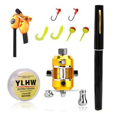 Elemart ActionEliters Combo Set Pen Fishing Rod
