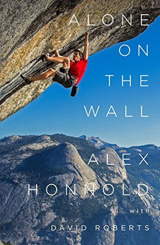 """Alone On The Wall"" Climbing Book"