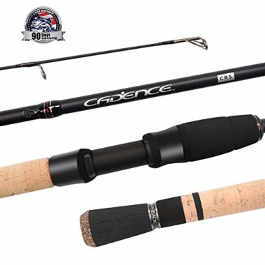 Cadence Fishing CR5 Spinning Walleye Rod