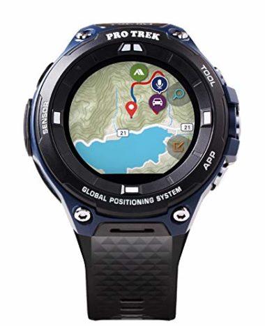 Casio Pro Trek GPS Altimeter Watch