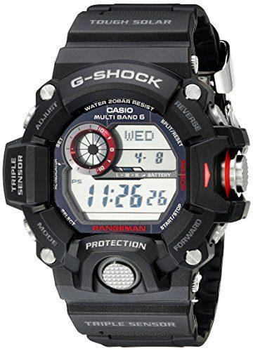 Casio G-Shock Rangeman GW-9400 Altimeter Watch