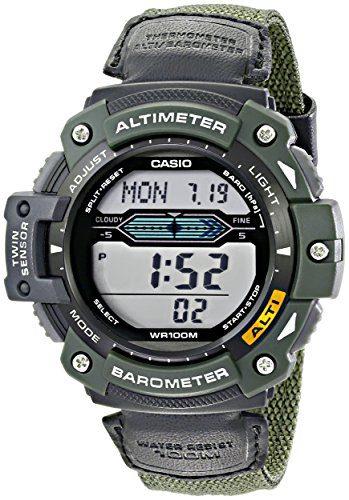 Casio Sport Multi-Function Altimeter Watch