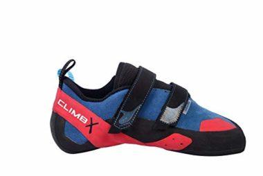 Climb X Gear Red Point Beginner Climbing Shoes