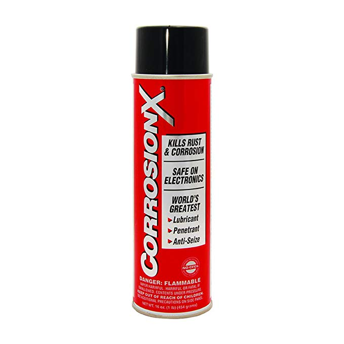 Corrosion-X Fishing Reel Oil