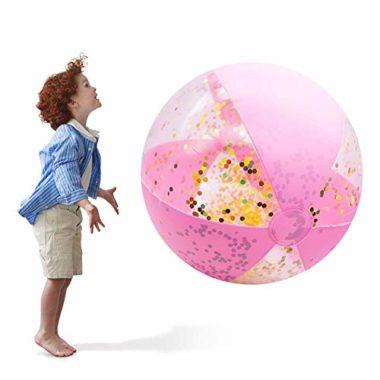 DomeStar 25″ Glitter Beach Balls