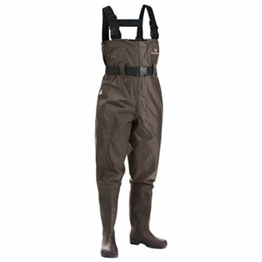 FISHINGSIR Waterproof Nylon Women's Waders