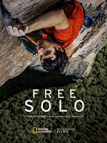 """Free Solo"" Climbing Movie"