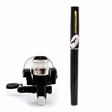 Freehawk Portable Pocket Mini Pen Fishing Rod