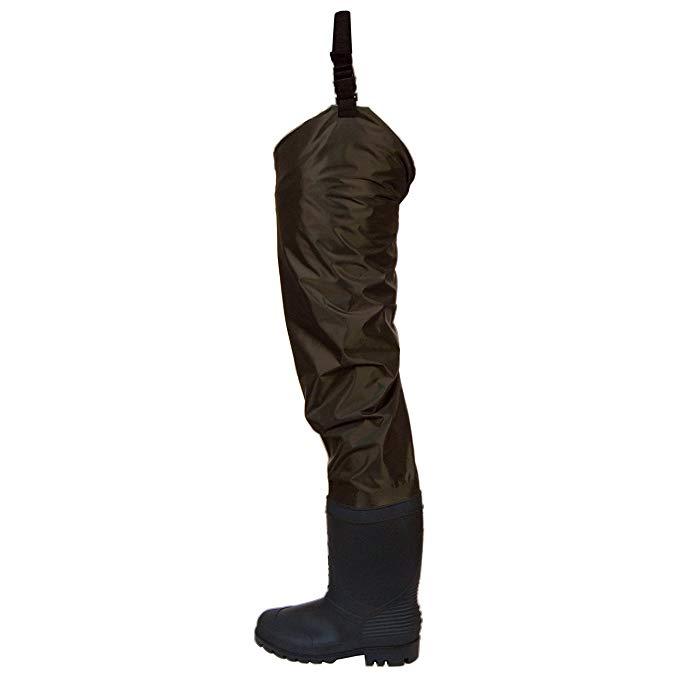 Frogg Toggs Rana II PVC Bootfoot Hip Waders