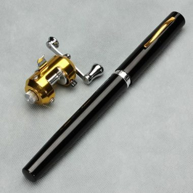 G Ganen Aluminum Pen Fishing Rod
