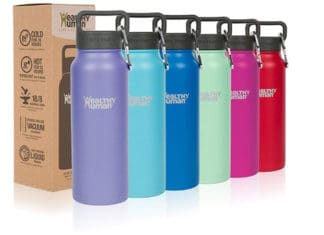 Healthy_Human_Sports_Travel_Water_Bottle_Review