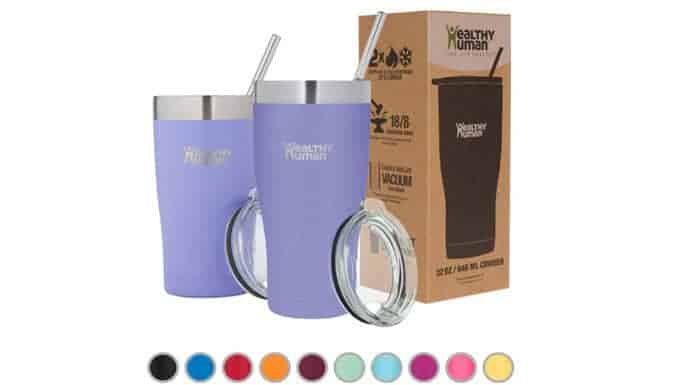 Healthy Human Travel Cup Review