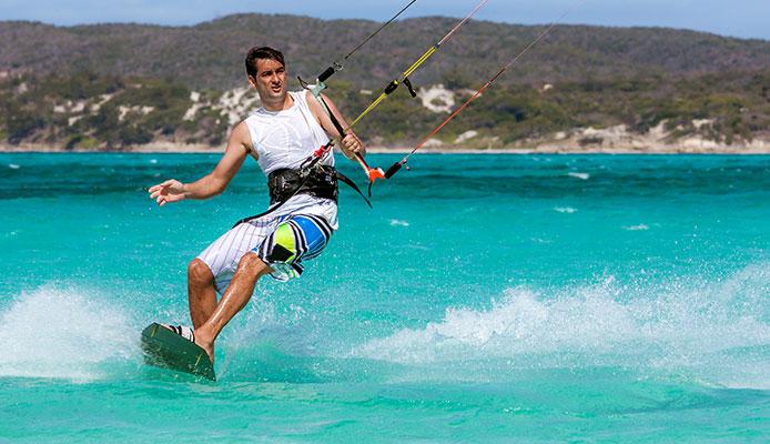 How_do_I_learn_to_kitesurf