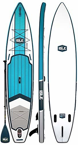 ISLE 12'6″ Discovery Touring Paddle Board