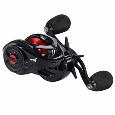 KastKing Royale Legend Elite Series Palm Perfect Baitcaster Reel