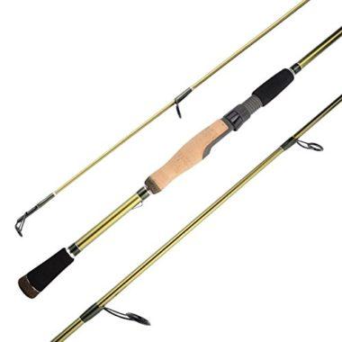 KastKing WideEye Spinning Walleye Rod