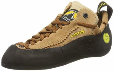 La Sportiva Mythos Crack Climbing Shoes