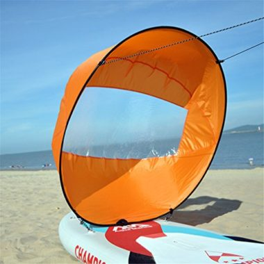 Mexidi Foldable Downwind Kayak Sail