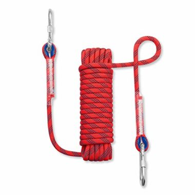 NIECOR 12mm High Strength Static Outdoor Climbing Rope
