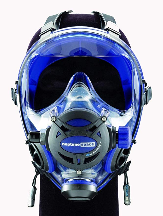 Ocean Reef Neptune Space Diving Mask