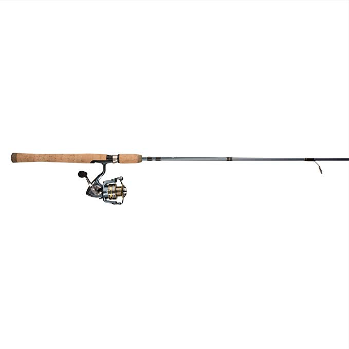 Pflueger President Bass Rod And Reel Combo