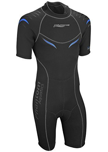 Phantom Aquatics Men's Marine Shorty Surfing Wetsuit