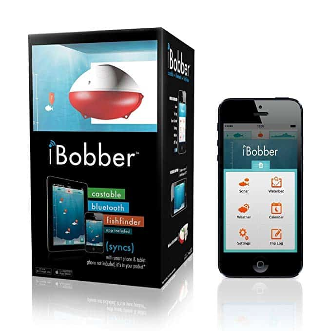 iBobber Wireless Castable Fish Finder