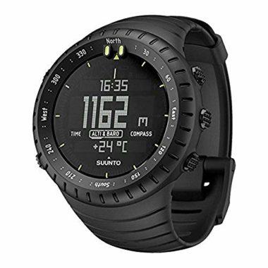 Suunto Core All Black Military Altimeter Watch