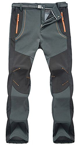 TBMPOY Men's Outdoor Quick Dry Mountaineering Pants
