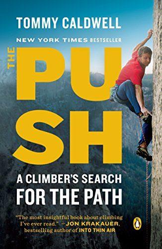 """The Push"" Climbing Book"