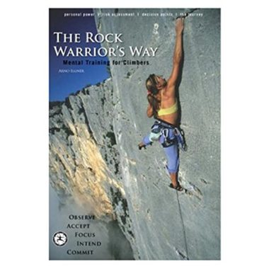 """The Rock Warrior's Way:"" Climbing Book"