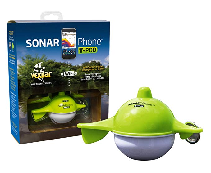 Vexilar SonarPhone Castable Fish Finder