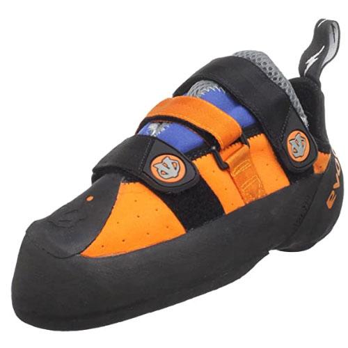 Evolv Shaman Wide Feet Climbing Shoes