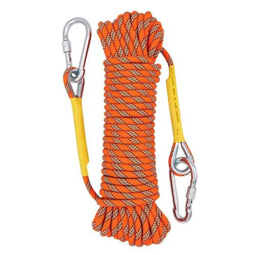 X XBEN Static Rock Outdoor Climbing Rope