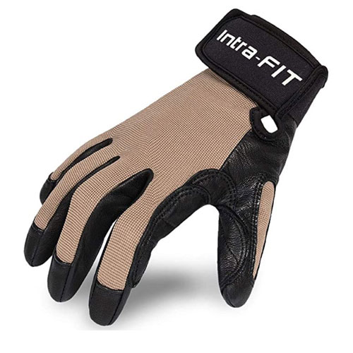 Intra-FIT Improved Dexterity Climbing Gloves