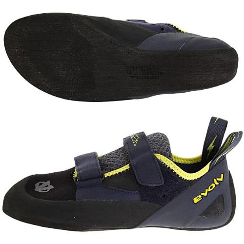 Evolv Defy Intermediate Climbing Shoes