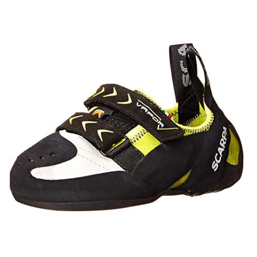 Scarpa Men's Vapor V Wide Feet Climbing Shoes