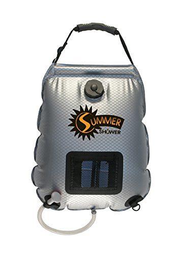 ADVANCED ELEMENTS 5 Gallon Summer Solar Shower