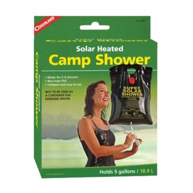 Coghlan's 5-Gallon Super Solar Shower