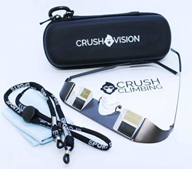 Crush Climbing Belay Glasses