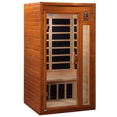 Dynamic Saunas Barcelona 1 Person Infrared Sauna