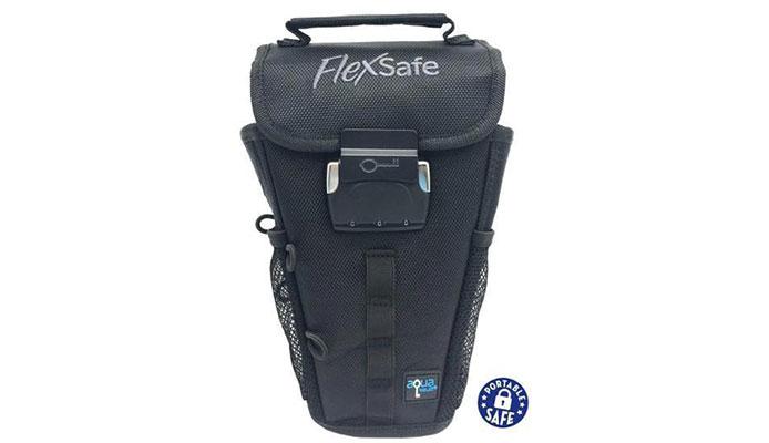 FlexSafe Portable & Packable Travel Vault Review