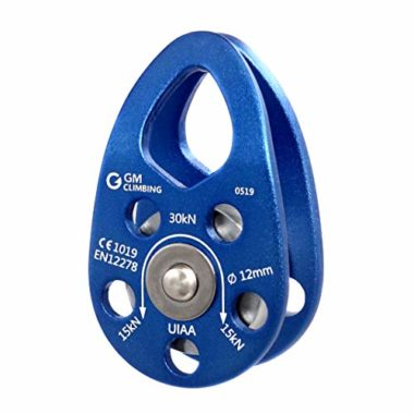 GM CLIMBING Swing Cheek Micro Climbing Pulley