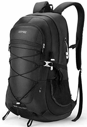 HOMIEE 45L Lightweight Waterproof Climbing Backpack