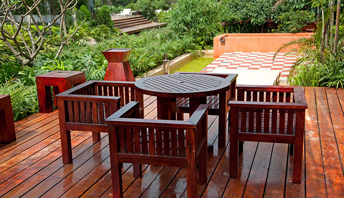 How To Clean Patio Furniture Easy And, How To Clean Outdoor Furniture Wood