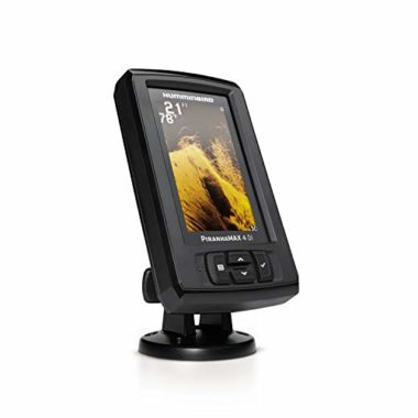 Humminbird 410160-1 PiranhaMax 4.3 DI Kayak Fish Finder