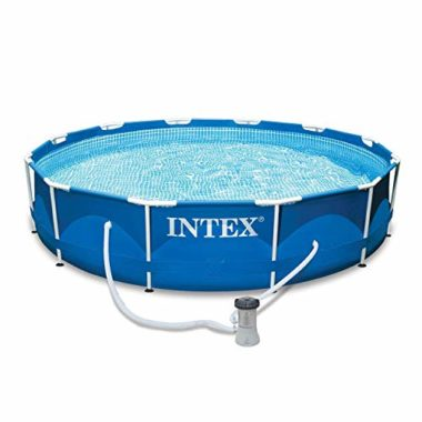 Intex Metal Frame Above Ground Pool