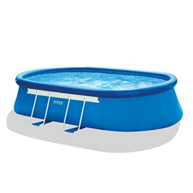 Intex Oval Frame Above Ground Pool