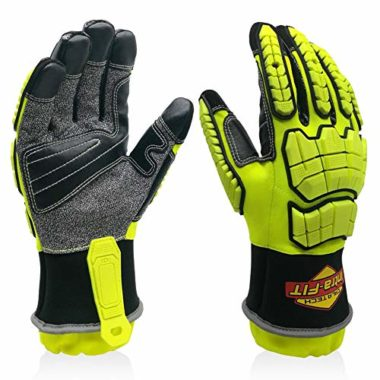 Intra-FIT Strong Impact Protection Climbing Gloves